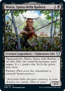 Miara, Thorn of the Glade