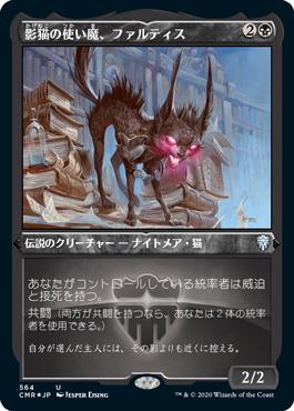 影猫の使い魔、ファルティス