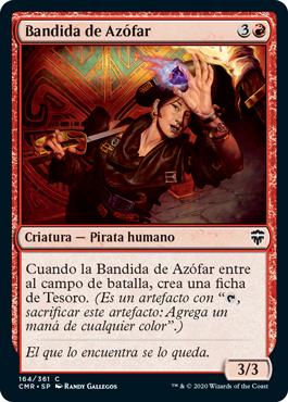 Bandida de Azófar