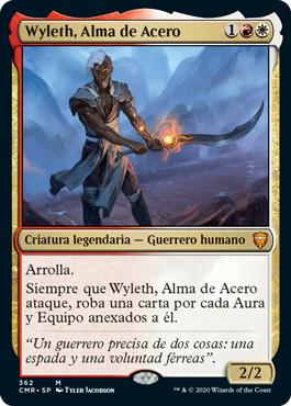 Wyleth, Alma de Acero