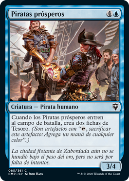Piratas prósperos