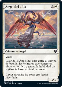 Ángel del alba