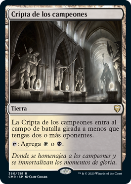 Cripta de los campeones