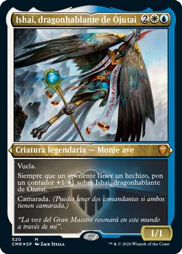 Ishai, dragonhablante de Ójutai