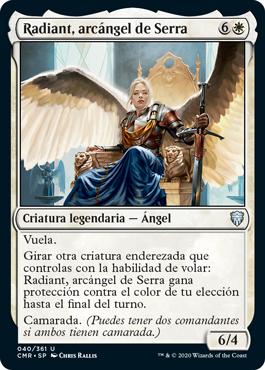 Radiant, arcángel de Serra