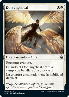 Don angelical