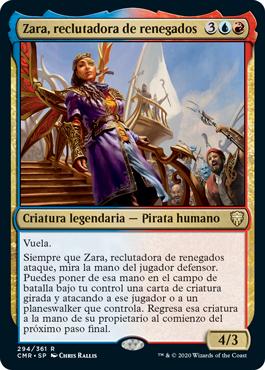 Zara, reclutadora de renegados