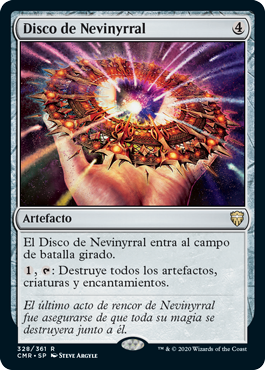 Disco de Nevinyrral