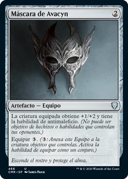 Máscara de Avacyn