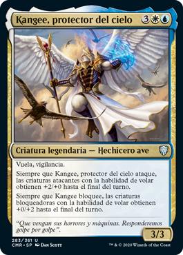 Kangee, protector del cielo
