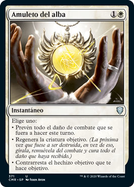 Amuleto del alba