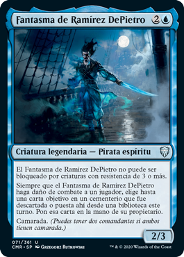 Fantasma de Ramírez DePietro