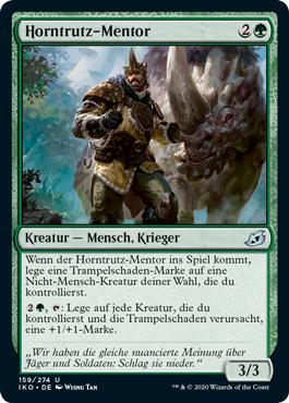 Horntrutz-Mentor