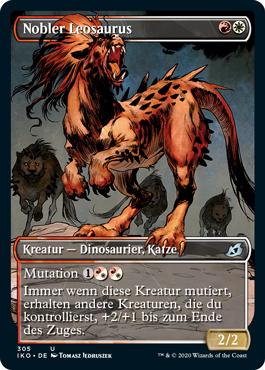 Nobler Leosaurus