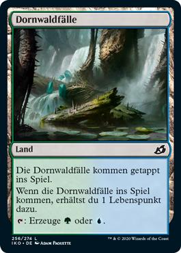 Dornwaldfälle
