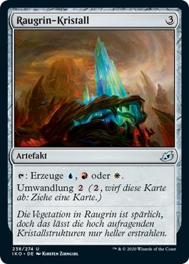 Raugrin-Kristall
