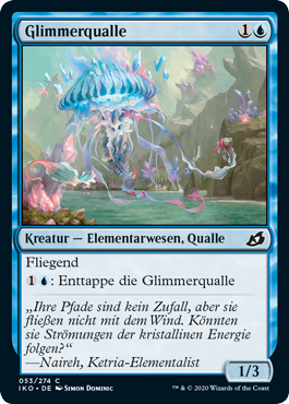 Glimmerqualle