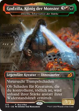 Godzilla, König der Monster