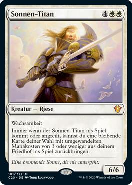 Sonnen-Titan