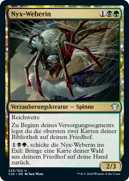 Nyx-Weberin
