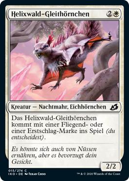 Helixwald-Gleithörnchen