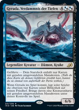 Gyruda, Verdammnis der Tiefen
