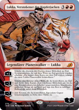 Lukka, Verstoßener der Kupferjacken