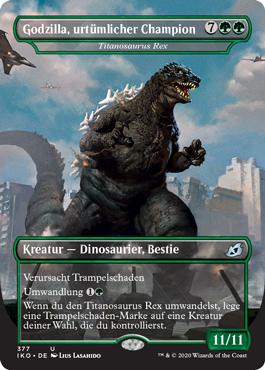 Titanosaurus Rex