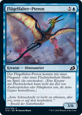 Flügelfalter-Pteron