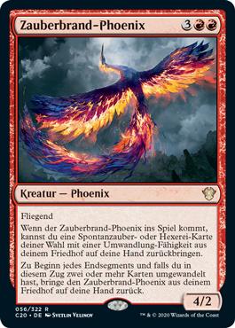 Zauberbrand-Phoenix