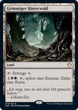 Grimmiger Hinterwald