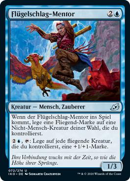Flügelschlag-Mentor