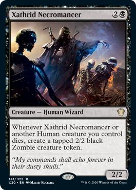 Xathrid Necromancer