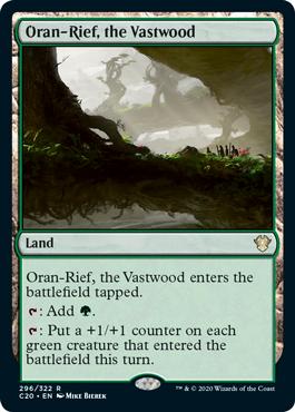 Oran-Rief, the Vastwood