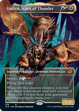 Vadrok, Apex of Thunder
