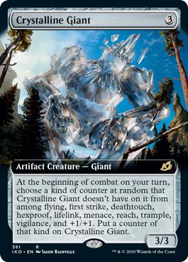 Gigante Cristalino