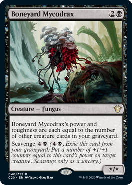 Boneyard Mycodrax