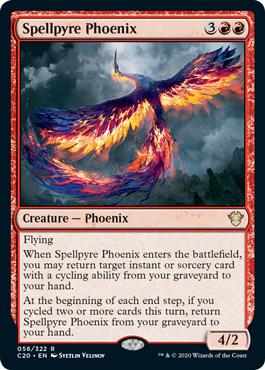 Spellpyre Phoenix