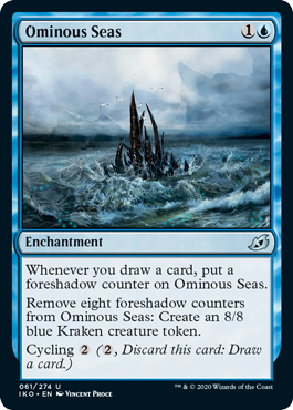 Ominous Seas