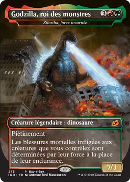 Godzilla, roi des monstres