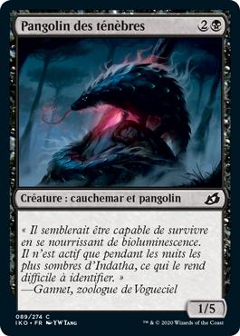 Pangolin des ténèbres