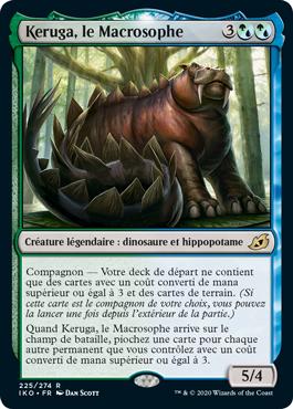 Keruga, le Macrosophe