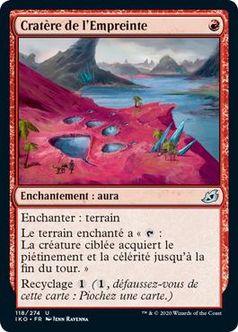 Cratère de l'Empreinte