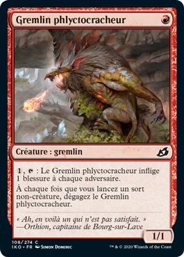Gremlin phlyctocracheur