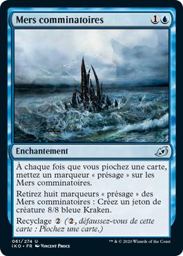 Mers comminatoires