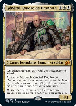 Général Koudro de Drannith