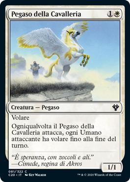 Cavalry Pegasus