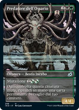 Predatore dell'Ossario