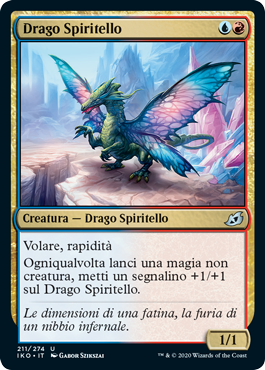 Drago Spiritello