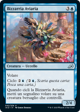 Bizzarria Aviaria